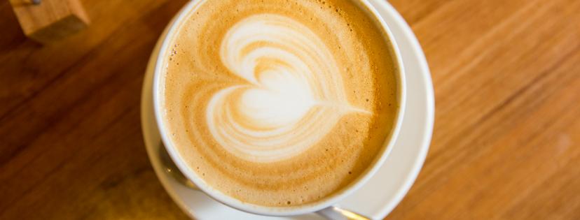 Cappuccino med mandelmælk