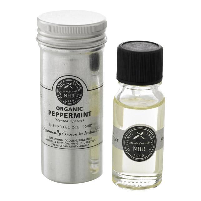 Pebermynte æterisk olie