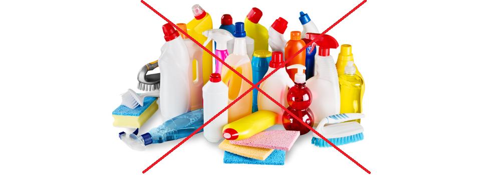 æteriske olier til rengøring