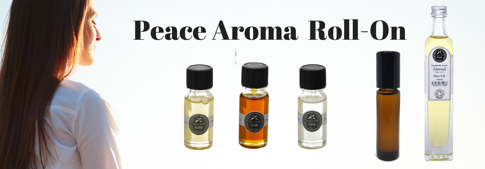 peace aroma roll-on essential oils