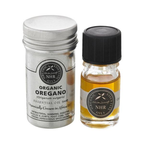 oregano æterisk olie