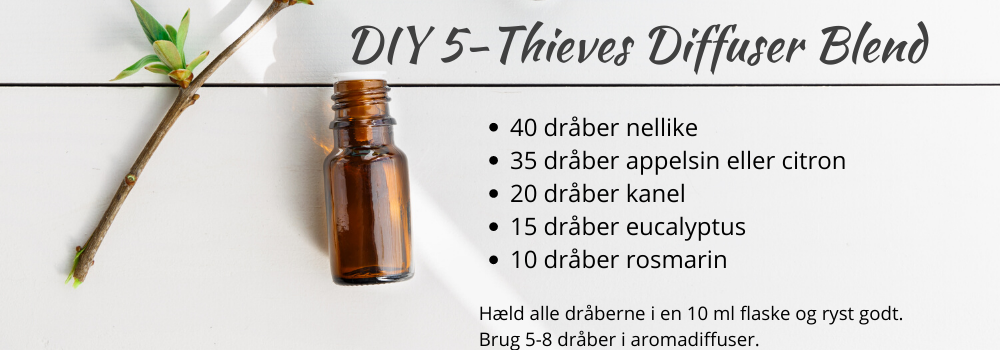 5-thieves diffuser blend