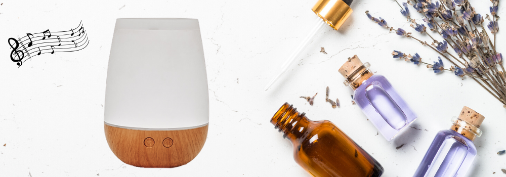 Musilia aromadiffuser æteriske olier essential oils diffuser